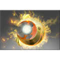 Inscribed Golden Moonfall
