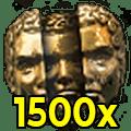 1500x Chaos Orb