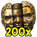 200x Chaos Orb