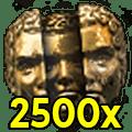 2500x Chaos Orb
