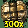 300x Chaos Orb