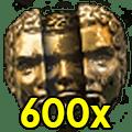 600x Chaos Orb