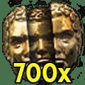 700x Chaos Orb
