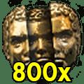 800x Chaos Orb