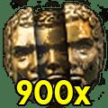 900x Chaos Orb