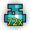 72x Potion of Life