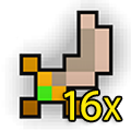 16x Legacy Etherite Dagger
