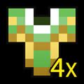 4x Hydra Skin Armor