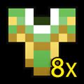 8x Hydra Skin Armor