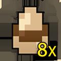 8x Uncommon Farm Egg