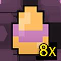 8x Uncommon Humanoid Egg
