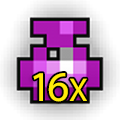 16x Potion of Attack
