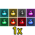 1x Potions Mix-Rainbow