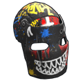Bombing Facemask