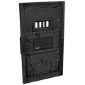 Incarceration Armored Door