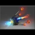 Inscribed Paraflare Cannon