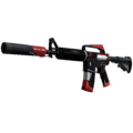M4A1-S | Cyrex (Minimal Wear)