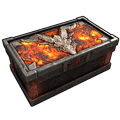 Molten Visage Large Box
