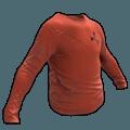 Orange Longsleeve T-Shirt